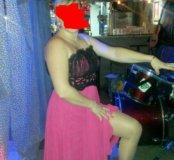 Платье шикарное р 48