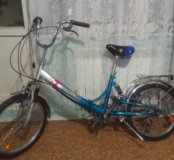 Велосипед Мустанг