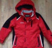 Зимняя куртка горнолыжная
