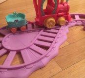 Поезд Дружбы My little Pony