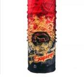Многофункциональный шарф, бандана, балаклава, снуд