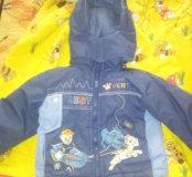 Одежда на весну для мальчика