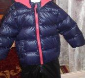 Детский зимний  комплект.