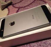 Нoвый Applе iPhone 5S 64 gb