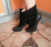 полусапожки, ботинки, сапоги Rockport