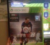 FIFA 16 на XBOX 360