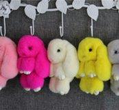 Брелок заяц/Зайчики брелки
