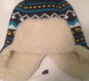 Зимние шапка на мальчика