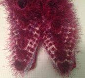 Новые носки тёплые домашние женские