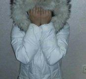 Куртка зимняя.пухперо
