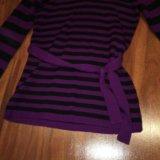 Туника фиолетовая
