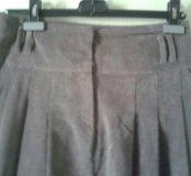 Вельветовая юбка Caroll