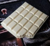 Блокнот белый шоколад