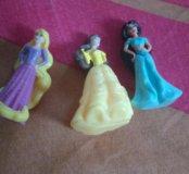 принцессы из киндера