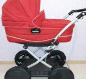 Классная коляска PegPerego