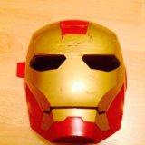 Игрушка маска железного человека