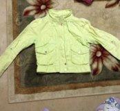 Курточка летняя
