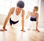 Фитнес на дому
