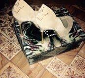 Продам красивые туфли