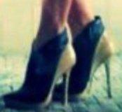 Женские осенние новые ботиночки