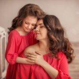 WildRose комплект мама+дочка