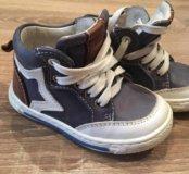 Кожаные ботинки Bogi