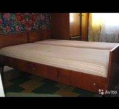 Кровать старая