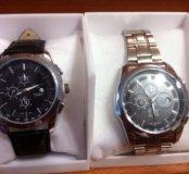 Новые часы сталь или кожа