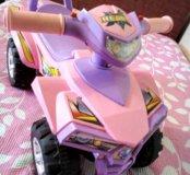 Каталка квадрацикл детский.