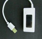 Измеритель емкости аккумулятора мобильных устройст