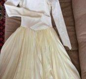 Платье рейтинговое для спортивно-бальных танцев