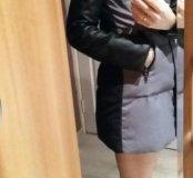 Куртка(пуховик)женская