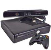 Xbox 360 + kinect 4gb