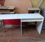 Маникюрный стол на 2 мастера
