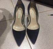 Туфли Зара новые