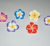 Бусины цветочки