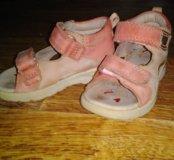 Ecco, ортопедические сандалии