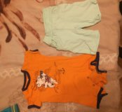 Песочник и шорты