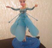 Летающая кукла Эльза холодное сердце