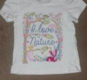 футболочка для девочки