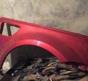 Крыло на Lend Rover Sport