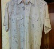 Рубашка Sainge короткий рукав L