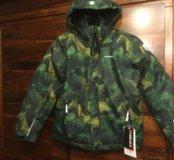 Новая финская куртка Айспик 128