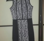 Платье на стройняшку