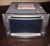 Hyundai H1 (Grand Starex) мультимедиа система.