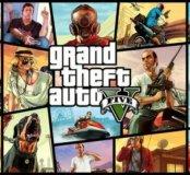Игра на PC Grand Theft Auto V