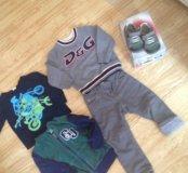 Вещи на мальчика 2 года
