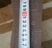 Новые ортопедические сандалии 27,28 размер