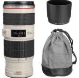 Объектив Canon EF 70-200 mm f/4 is usm