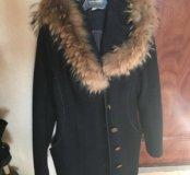Стильное пальто зима